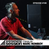 Systematic Session #188 (Mixed by Marc Romboy)