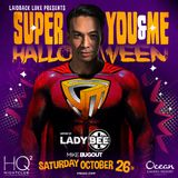 Mike Bugout LIVE @ HQ Nightclub (Super You & Me Halloween Edition) 10-26-19