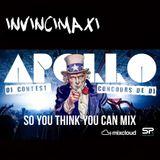 So you think you can mix Apollo DJ Contest - invincimaxi entry