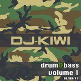 Drum & Bass - Volume 1 - September 2017