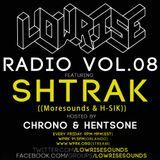 LowRise Radio #08 SHTRAK ((Moresounds & H-Sik))