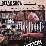 The Rave Relax Show - Friday 18th October - Derren Urquhart Guest Mix