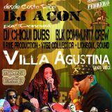 """CARNAVALITOS REGGAE DJ FEST"" DJ ACON & DJ CHIQUI DUBS en vivo @VILLA AGUSTINA - Panama 2013"