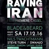 JayJay @ A.R.M. Kassel 17.12.16 Raving Iran - Cassel calling