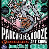 Live @ Pancakes & Booze Art Show Chicago Aug 28 2015