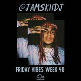 JAMSKIIDJ - FRIDAY VIBES WEEK 40 | NEW & THROWBACK HIPHOP BANGERS | NOV 2018