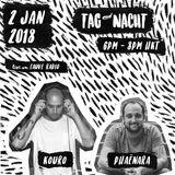 01.02.18 Fauve Radio - Tag&Nacht #2 with Phanaera
