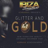 Ibiza Sensations 153 @ Gold & Glitter 070borrel Party NYE 31 December - Kurhaus Scheveningen