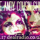 The Andy Cousin Show 22-02-2017