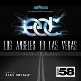 EDC 2013 Road Trip Mix (Los Angeles to Las Vegas) - Alex Dreamz