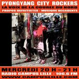 평양 City Rockers #069 : All Manifs Are Beautiful (02-05-2018)