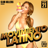 Movimiento Latino #21 - DJ JCU3