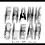 Frank Clear - Totoya Klub (2019.08.27.)