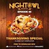 Night Owl Radio 066 Thanksgiving Special—Classic Cut Compilation