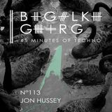 Hussey @ 45 Minutes Of Techno Podcast N°113