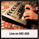 Henry - Prova (Trial Studio) 002 - Live on MC303 - THEME From Henry Mancini THE PINK PANTHER