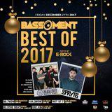 The Bassment Best Of 2017 w/ DJ Spryte 12.29.17 (Hour One)
