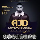 AJD - Love Bhangra (2017 Edition Vol. 1)