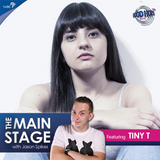 Tiny T plays on the Main Stage Mix  (11 May 2019)