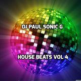 DJ PAUL SONIC G Present HOUSE BEATS VOL 4