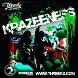 THREEKS - KRAZEENESS - POWER SOCA MIX 2011