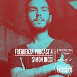 Frequenza Podcast #4 - Simon Ricci - September 2015