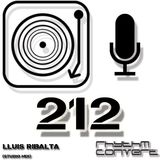 Techno Music   Lluis Ribalta in the Rhythm Converted Podcast 212 (Release Celebration Mix)