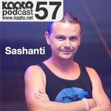 Kaato podcast#57 (Germany). Mixed by Sashanti.