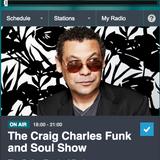 BBC6 Radio - All Unreleased Mix for Craig Charles 1st Dec '18