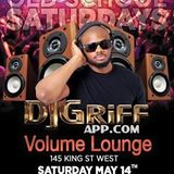 EARLY WARM UP @ VOLUME DJ STUBS AND DJ GRIFF 30PLUS MAY14TH