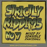Strictly Riddims No7 Mixed by Sensible Dancehall