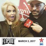 Flipout - Virgin Radio - Mar 3, 2017