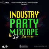 DJ Justimer -  Present Industri Party Mixtape | Support By : ENTRANCE MUSIC TEMPLE