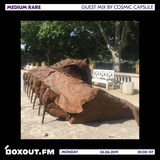 Medium Rare 041 - Guest Mix by Cosmic Capsule [24-06-2019]
