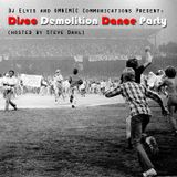DJ Elvis and OMNIMIC Communications Present: Disco Demolition Dance Party
