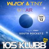 """Guest Mix SOUTHROCKETZ """" Wlady & T.N.Y. On Air 008 """""""