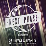 Next Phase Radio @ Jungletrain.net Infest & Leonux 25-11-15