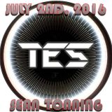 TES Global Radio Resident Show July, 2, 2016