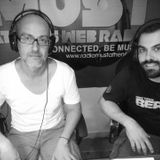 Neutron - Live interview and dj set of Nikos Diamantopoulos for Conspiracy of Sounds radio show