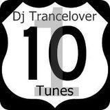 DJ Trancelover Ten Tunes 1