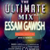 Nemesis - The Ultimate Mix Radio Show 03/3/2015 (Guest Essam Gawish)