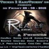 Chris Craig - Techno 2 Hard Techno Presents Reaper Schranz & Friends (25-09-2015)