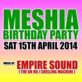 MESHIA BIRTHDAY PARTY