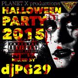 HALLOWEEN 2015 mixed by DJPG29