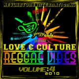 DJ. GEEZY G (KEVLARTONE INT'L. SOUND) REGGAE LOVE & CULTURE VOL. 4 2010