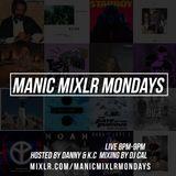 Manic Mixlr Mondays EP: 3