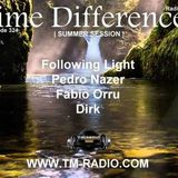 Time Differences 324 - Summer Session - with Following Light [324]