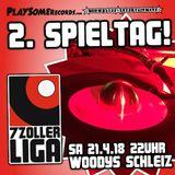 KingOfErfurt @ 7ZOLLER LIGA: 2. Spieltag | Schleiz