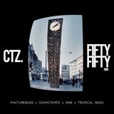 CTZ - FIFTY FIFTY (50/50) VOLUME 2