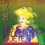 Karibu. Festa Indipendenza Senegal: concerto di Nene Fally Gueye e Takku Ligueye. 8/4/17